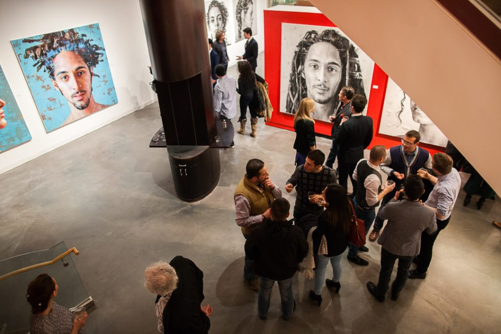 Artspace 8 Gallery openings have become a destination in The Gold Coast of Chicago when it comes to experiencing private tours and lectures for all visitors.